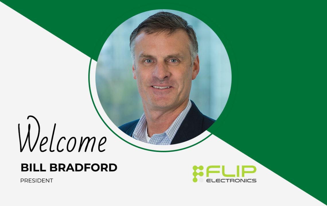 Bill Bradford Welcome Announcement
