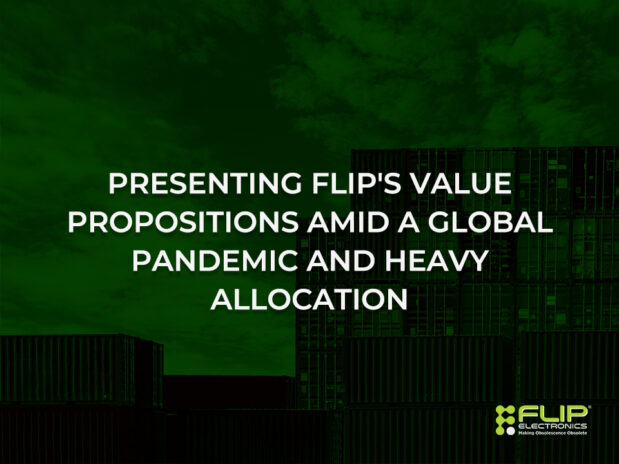 Presenting Flip's Value Propositions Amid a Global Pandemic and Heavy Allocation