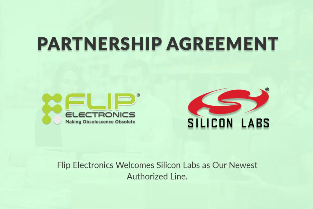 Flip Silicon Labs Partnership
